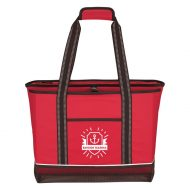 Promotional Custom Logo Daytona Cooler Tote Bag