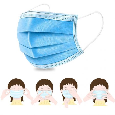 Buy Medical Mask Disposable In Stock