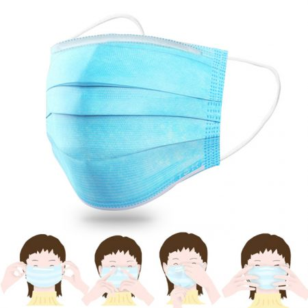 Buy Disposable Face Mask In Stock