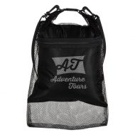 Promotional Custom Logo Double Duty Mesh & Dry Bag