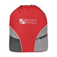 Promotional Custom Logo Drawstring Backpack