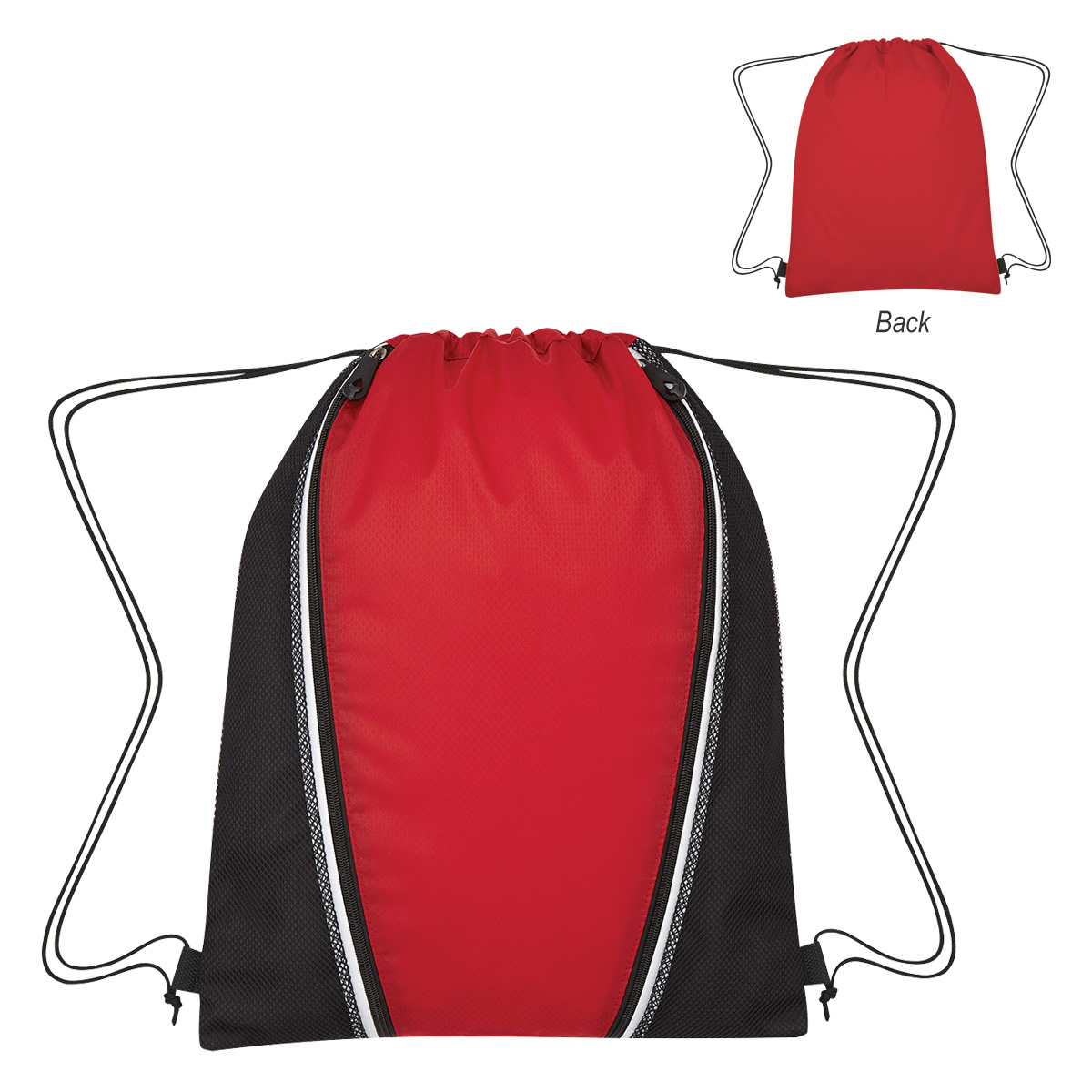 Dual Mesh Sports Drawstring Bag | Progress Promotional Products ...