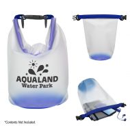 Promotional Custom Logo Easy View Waterproof Dry Bag