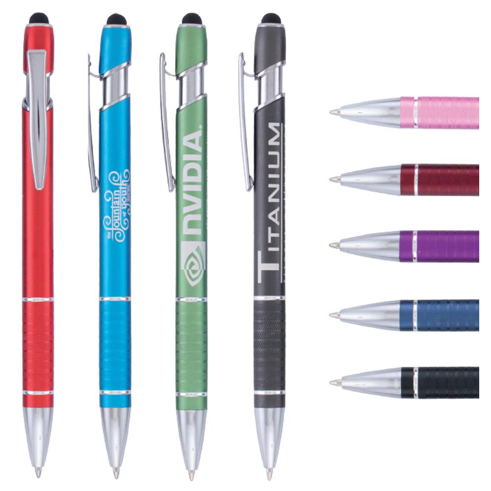 Ellipse Stylus Pen Laser Engraving