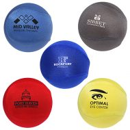Custom Logo Fabric Stress Ball Reliever