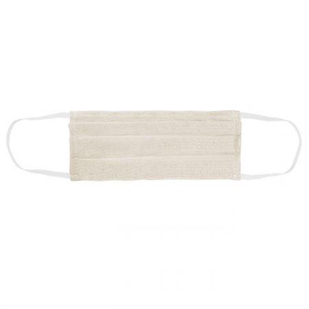Reusable Canvas Face Mask Elastic Loops