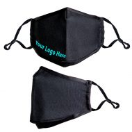 Custom Logo Fashion 3-Ply Face Mask
