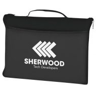 Promotional Custom Logo Fleece Travel Blanket