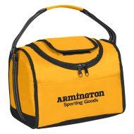 Custom Logo Promotional Flip Flap Insulated Lunch Cooler Bag