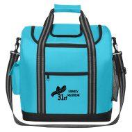 Custom Logo Promotional Flip Flap Lunch Cooler Bag