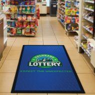 Customizable Floor Mat with Logo
