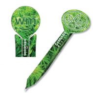 Promotional Custom Logo Fold-it-Flat Cannabis Pen - Full Color