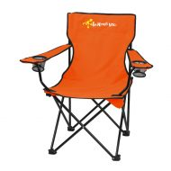 Promotional Custom Logo Folding Chair With Carrying Bag