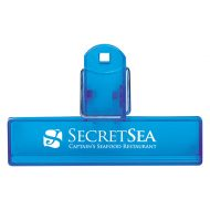 Promotional Bag Clip 4 Inch with Custom Logo