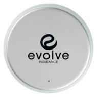 Freestyle Round Wireless Charging Pad Custom Logo