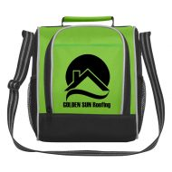 Custom Logo Promotional Front Access Lunch Cooler Bag