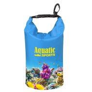 Promotional Custom Logo Full-Color Waterproof Dry Bag