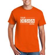 Custom Logo Gildan DryBlend T-Shirt