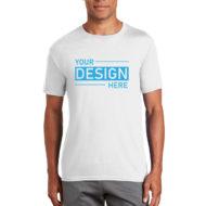 Gildan Performance Tshirt with Logo