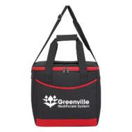 Grab-N-Go Cooler Tote Bag Custom Logo