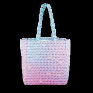 Custom Logo Grocery Tote Bag - Full Color