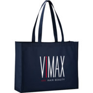 Promotional Products - Imprinted Tote - Logo Decorated Bag - Gypsy Non-Woven Shopper Tote Bag