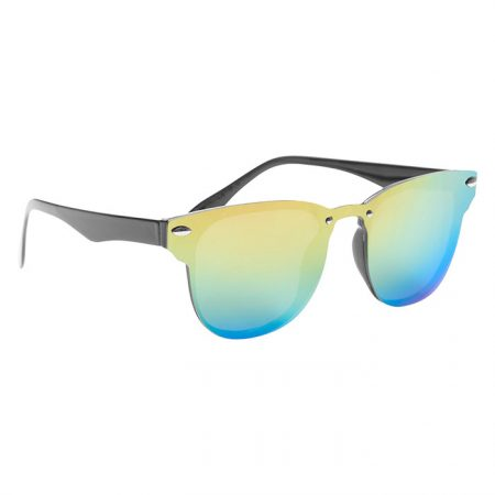 Promotional Products - Harbor Panama Mirrored Lenses Sunglasses