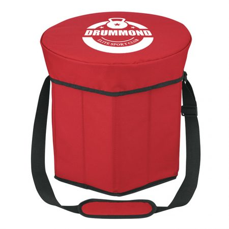 Custom Logo Promotional Hexagon Seat Cooler