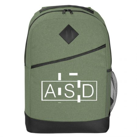 Promotional Custom Logo High Line Backpack