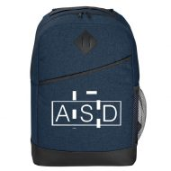 Promotional Custom Logo High Line Backpack