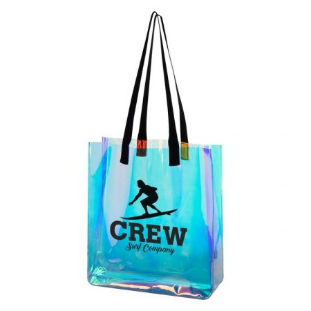Promotional Custom Logo Hologram Tote Bag