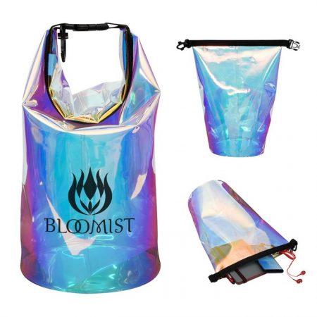 Promotional Custom Logo Hologram Waterproof Dry Bag