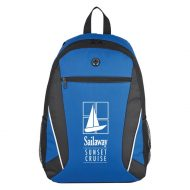 Promotional Custom Logo Homerun Backpack