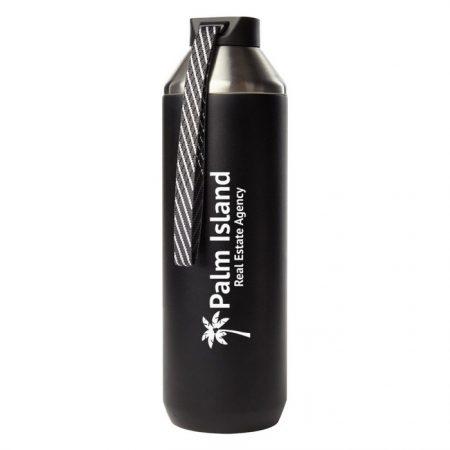 Promotional Custom Logo Hydrogen Stainless Steel Water Bottle 20 oz