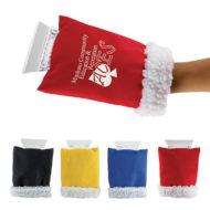 Promotional Ice Scraper Glove Mitten