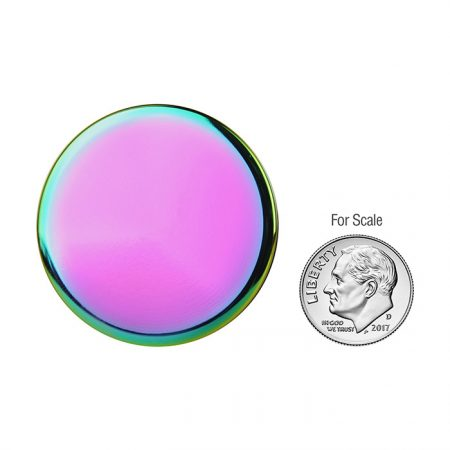 Custom Logo Branded Iridescent PopSocket