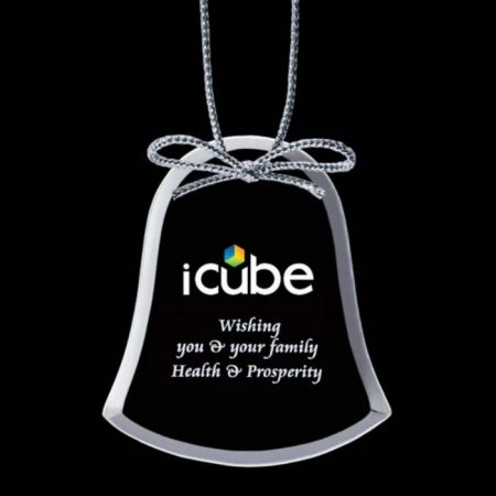 Promotional Custom Logo Jade Ornaments - Full Color Imprint