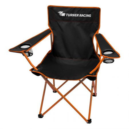 Promotional Custom Logo Jolt Folding Chair With Carrying Bag