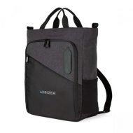 Promotional Custom Logo Life in Motion® Linked Charging Computer Tote