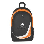 Promotional Custom Logo Link Backpack