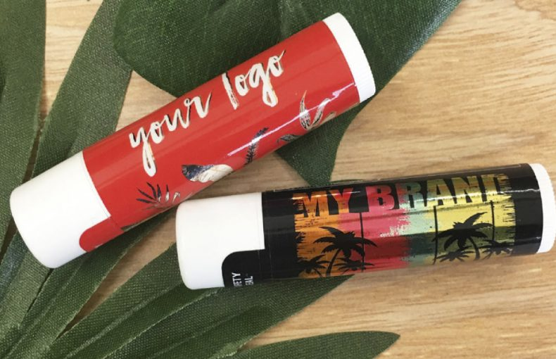 Customizable Lip Balm