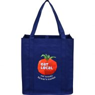 Custom Printed Little Grocery Non-Woven Tote Bag