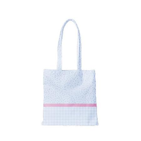 Custom Logo Main Squeeze Tote Bag - Full Color 2