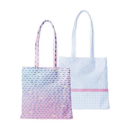 Custom Logo Main Squeeze Tote Bag - Full Color group