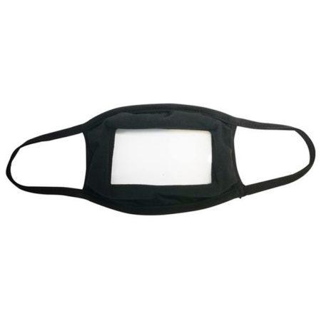 Promotional Custom Logo Mask With Anti-Fog Window