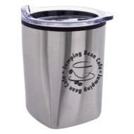 Promotional Custom Logo Mason Stainless Steel Tumbler 12oz