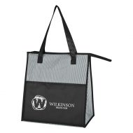 Custom Logo Promotional Matte Laminated Island Lunch Cooler Bag