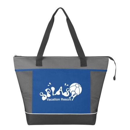 Mega Shopping Cooler Tote Bag Custom Logo