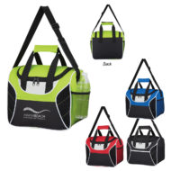 Promotional Products - Mesh Accent Lunch Cooler Bag