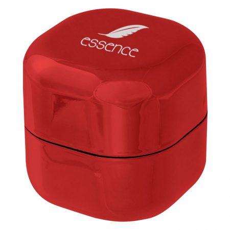 Promotional Custom Metallic Lip Moisturizer Cube
